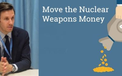 Ban treaty opens the door to global nuclear divestment campaign