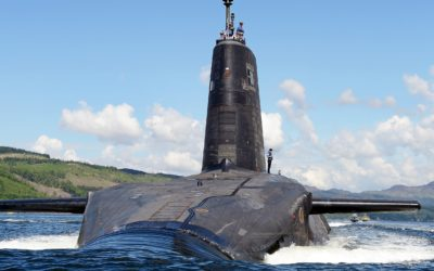 Three Scottish cities adopt nuclear weapons divestment policies