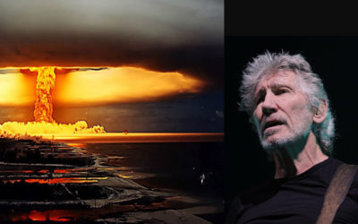 'Two Suns in the Sunset' re-released as the nuclear arms race heats up