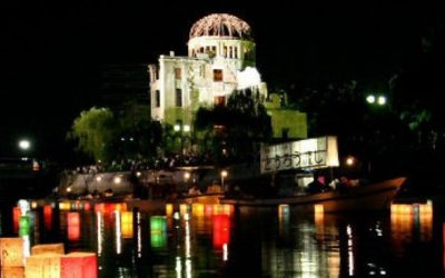Hiroshima/Nagasaki anniversary events highlight initiatives to 'Move the Nuclear Weapons Money'
